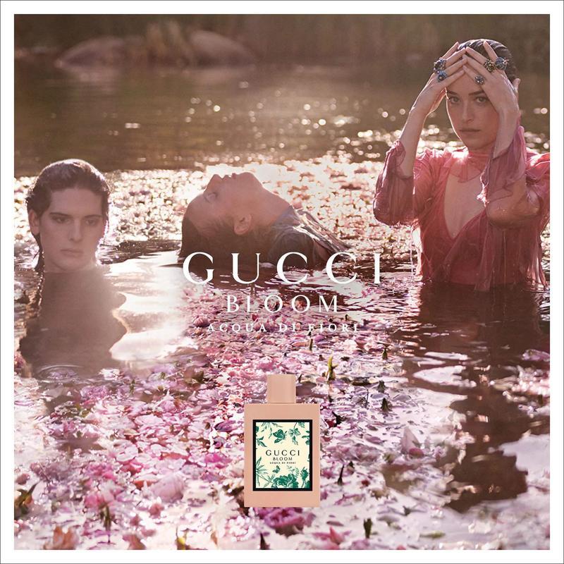Top 3 nước hoa nữ tặng 8 tháng 3 bán chạy nhất - Gucci Bloom Acqua Di Fiori EDT