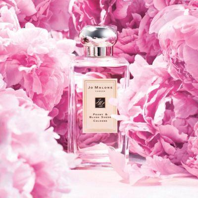 Top 7 nước hoa nữ thơm nhất - Jo Malone Peony & Blush Suede Cologne