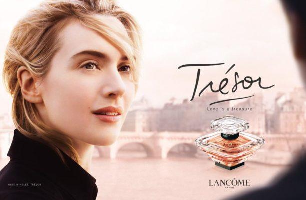 Lancôme-Trésor Kate Winslet