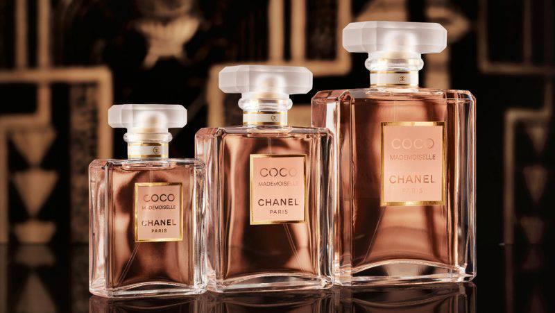 Chai Chanel COCO Mademoiselle Eau de Parfum với các thể tích: 35ml, 50ml, 100ml