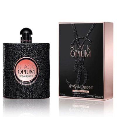 Top 10 nước hoa nữ thơm nhất - Yves Saint Lauren Black Opium
