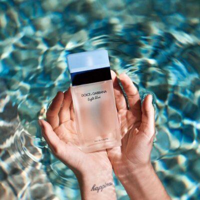 Dolce & Gabbana Light Blue thanh mát như dòng nước